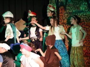 """Das Kindermusical """"Aladdin und die Wunderlampe"""""""