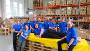 Ein starkes Team für gute Zwecke in Köln