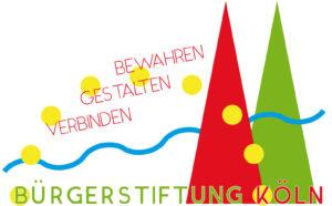 Ein neues Logo für die Bürgerstiftung Köln, Variante 1