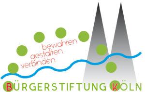 Ein neues Logo für die Bürgerstiftung Köln, Variante 2